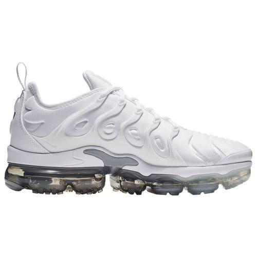 (取寄)ナイキ メンズ エア ヴェイパーマックス プラス Nike Men's Air Vapormax Plus White Pure Platinum Wolf Grey