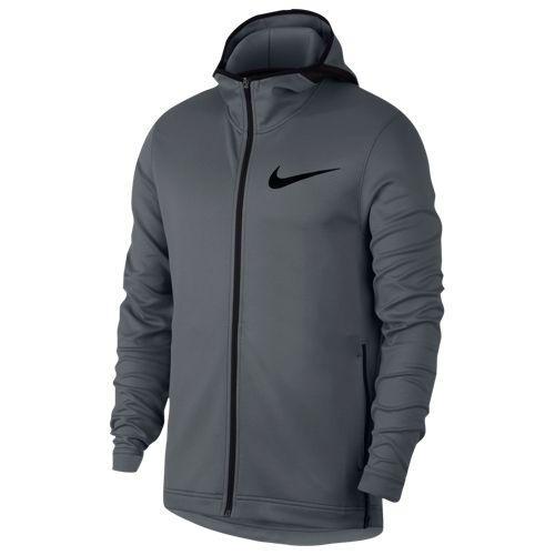 (取寄)ナイキ メンズ パーカー サーマフレックス ショータイム F/Z フーディ Nike Men's Thermaflex Showtime F/Z Hoodie Cool Grey Black, タイヤショップGoodman 5027dac8