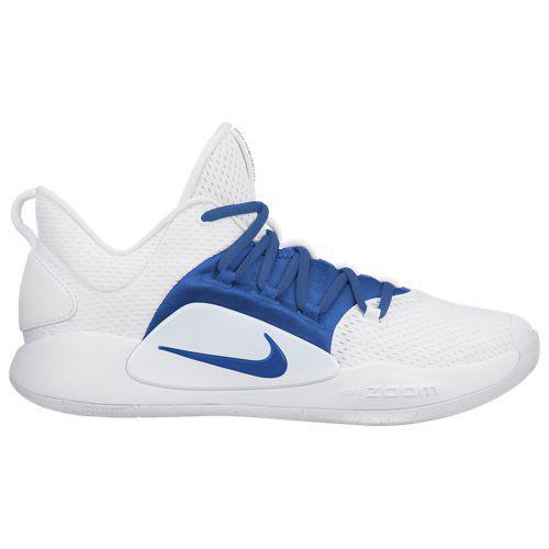 (取寄)ナイキ メンズ ハイパーダンク 10 ロー Nike Men's Hyperdunk X Low White Game Royal
