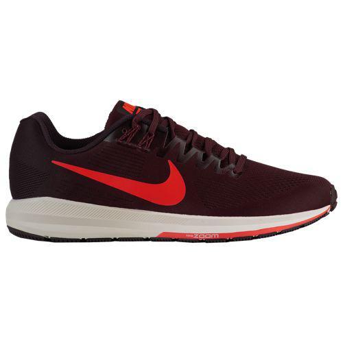 (取寄)ナイキ メンズ ランニングシューズ エアズーム ストラクチャ 21 Nike Men's Air Zoom Structure 21 Burgundy Ash Bright Crimson Burgundy Crush