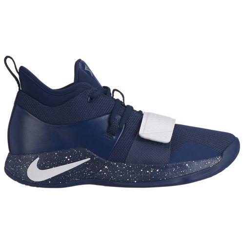 (取寄)ナイキ メンズ バッシュ PG 2.5 ポール ジョージ バスケットシューズ Nike Men's PG 2.5 Paul George Midnight Navy White