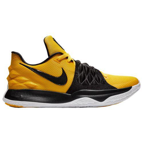 8e239b6ba7d8 (order) Nike men chi Lee 4 low chi Lee Irving Nike Men s Kyrie 4 Low Kyrie  Irving Amarillo Black