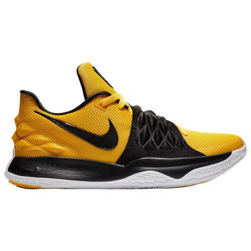 (取寄)ナイキ メンズ バッシュ カイリー 4 ロー カイリー アービング バスケットシューズ Nike Men's Kyrie 4 Low Kyrie Irving Amarillo Black