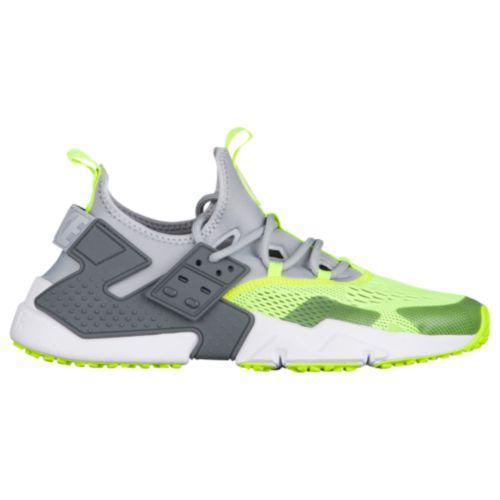 (取寄)ナイキ メンズ スニーカー エアハラチ ドリフト ブリーズ Nike Men's Air Huarache Drift BR Wolf Grey Volt Dark Grey White