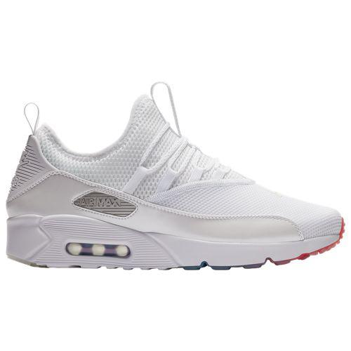 8c3ff88c540 (order) Nike men Air Max 90 EZ Nike Men s Air Max 90 EZ White Metallic  Silver Photo Blue
