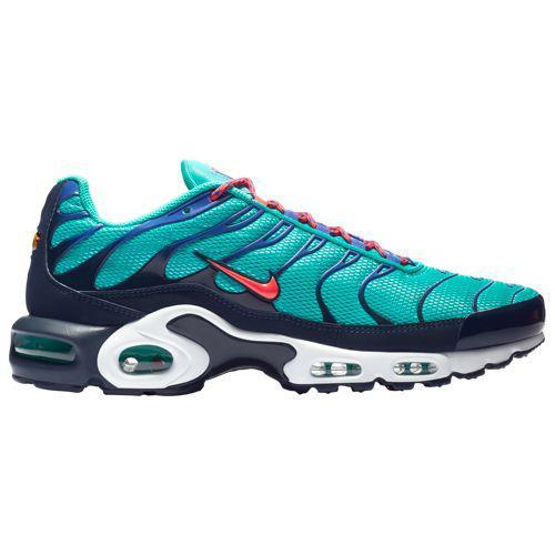(取寄)ナイキ メンズ スニーカー エアマックス プラス Nike Men's Air Max Plus Hyper Jade Flash Crimson Obsidian