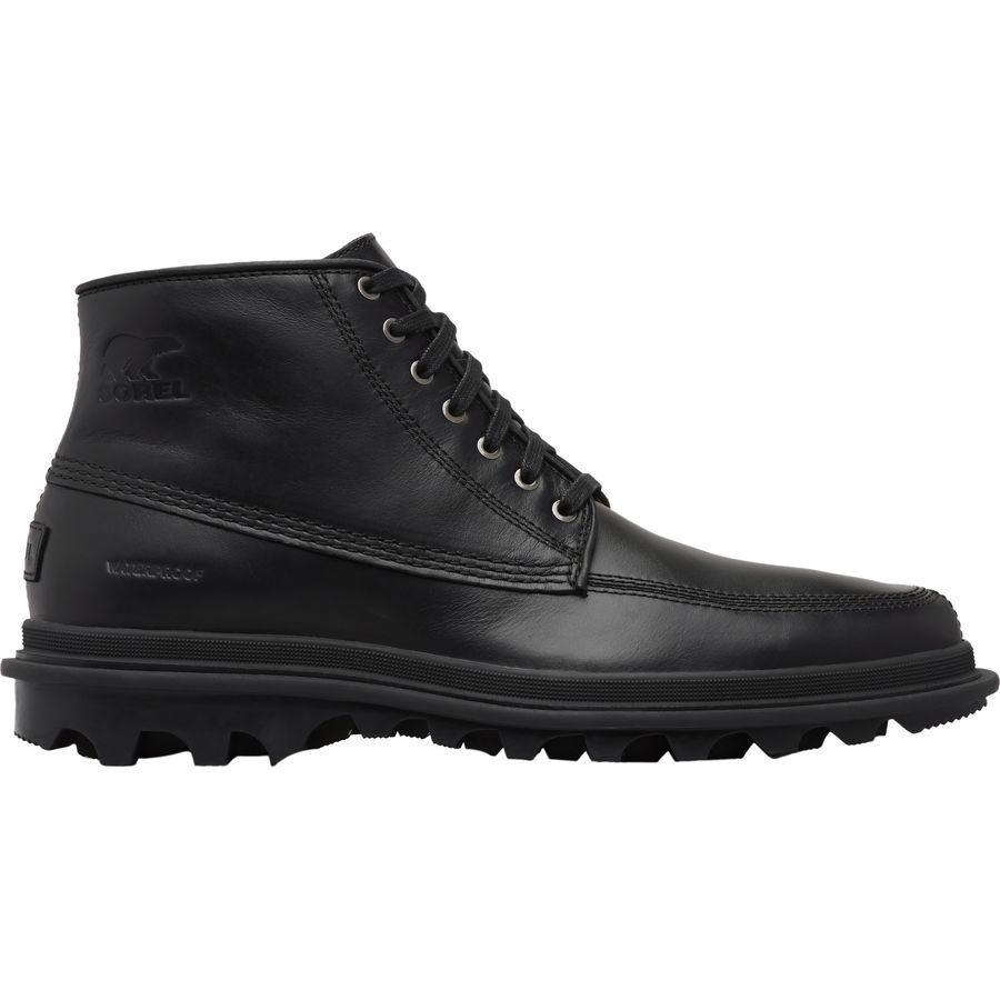 (取寄)ソレル メンズ エース チャッカ シューズ Sorel Men's Ace Chukka Shoe Black/Black