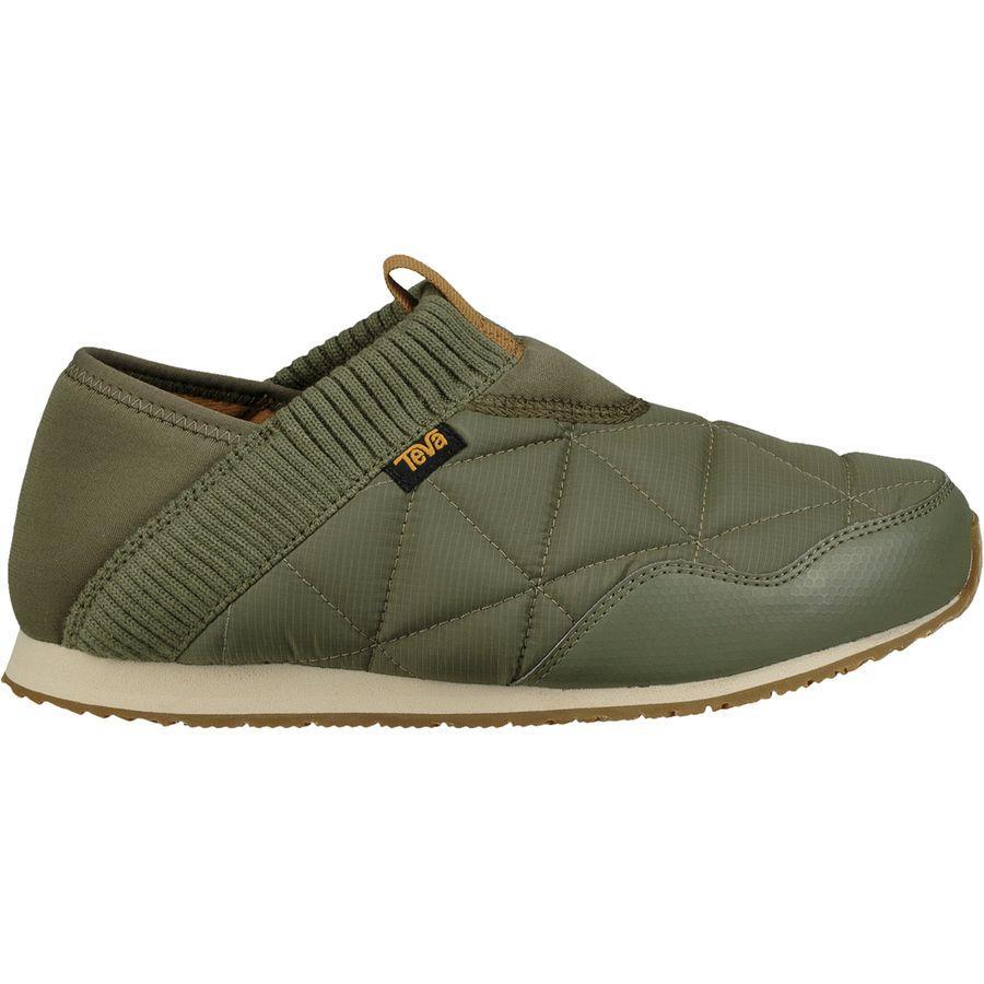 (取寄)テバ レディース エンバー モック シューズ Teva Women Ember Moc Shoe Burnt Olive