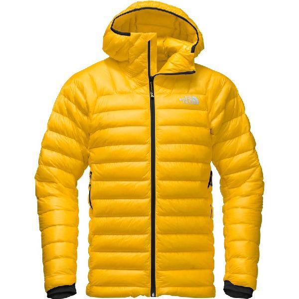 (取寄)ノースフェイス メンズ サミット L3 フーデッド ダウン ジャケット The North Face Men's Summit L3 Hooded Down Jacket Canary Yellow