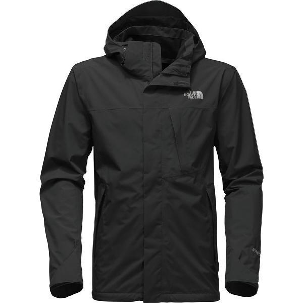 (取寄)ノースフェイス メンズ マウンテン ライト トリクラメイト フーデッド ジャケット The North Face Men's Mountain Light Triclimate Hooded Jacket Tnf Black/Tnf Black