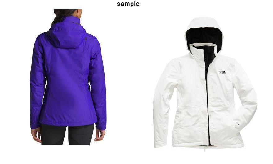 502d2929e07f (order) ノースフェイスレディースリゾルブインサレーテッドジャケット The North Face Women Resolve  Insulated Jacket Tnf White Tnf White