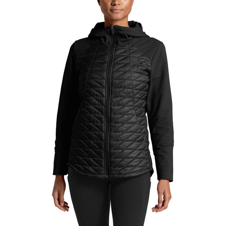 (取寄)ノースフェイス レディース モチベーション サーモボール ジャケット The North Face Women Motivation Thermoball Jacket Tnf Black