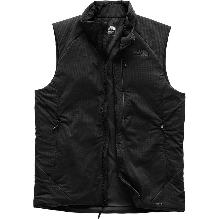 (取寄)ノースフェイス メンズ ヴェントリックス インサレーテッド ベスト The North Face Men's Ventrix Insulated Vest Tnf Black/Tnf Black