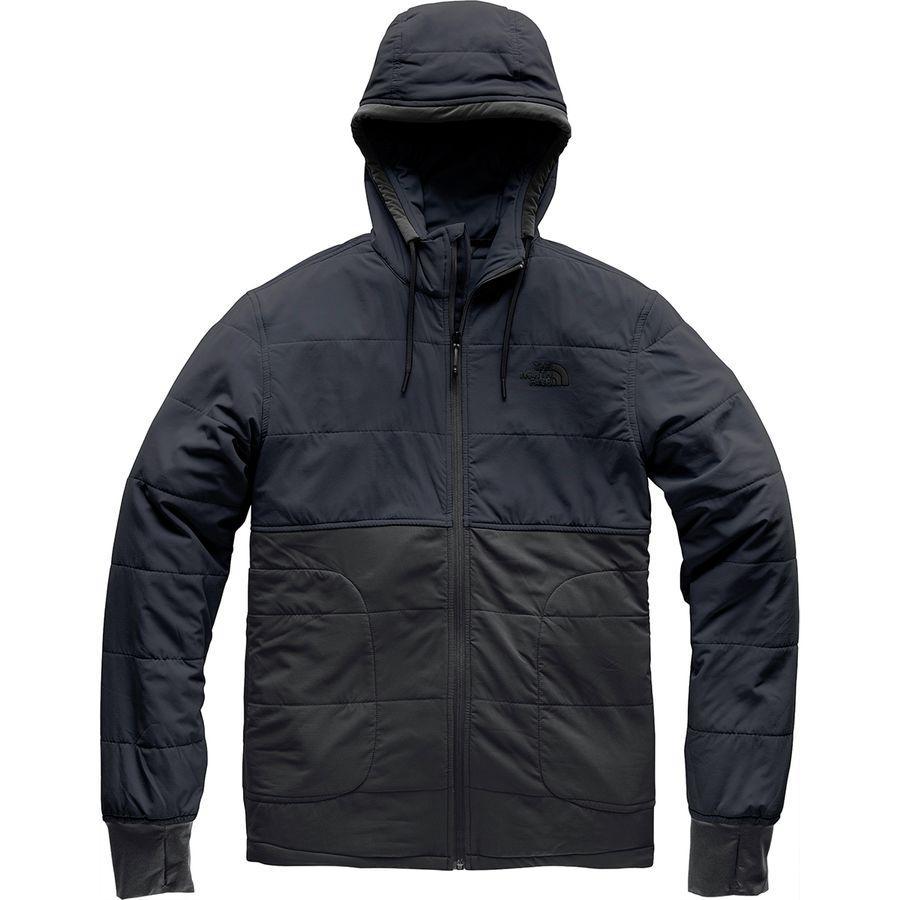 (取寄)ノースフェイス メンズ マウンテン トレーナー 2.0フルジップ パーカー The North Face Men's Mountain 2.0 Full-Zip Hoodie Sweatshirt Urban Navy/Weathered Black