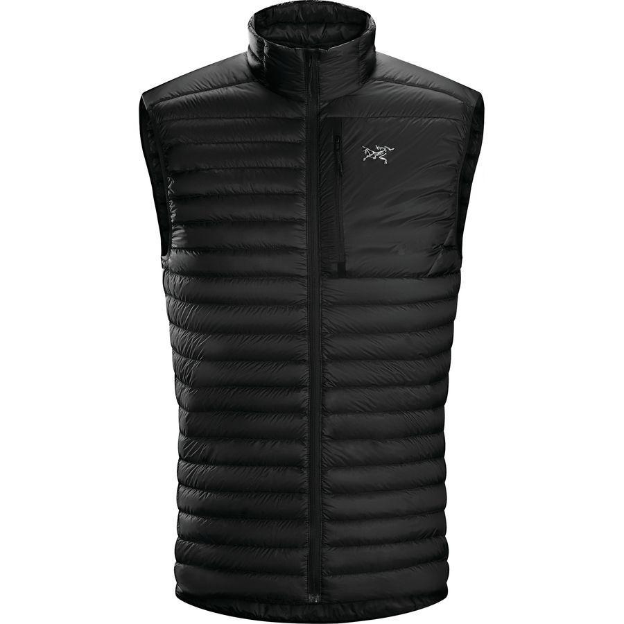 (取寄)アークテリクス メンズ セリウム SL ベスト Arc'teryx Men's Cerium SL Vest Black