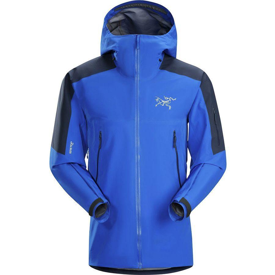 (取寄)アークテリクス メンズ ラッシュ LT ジャケット Arc'teryx Men's Rush LT Jacket Blue Northern
