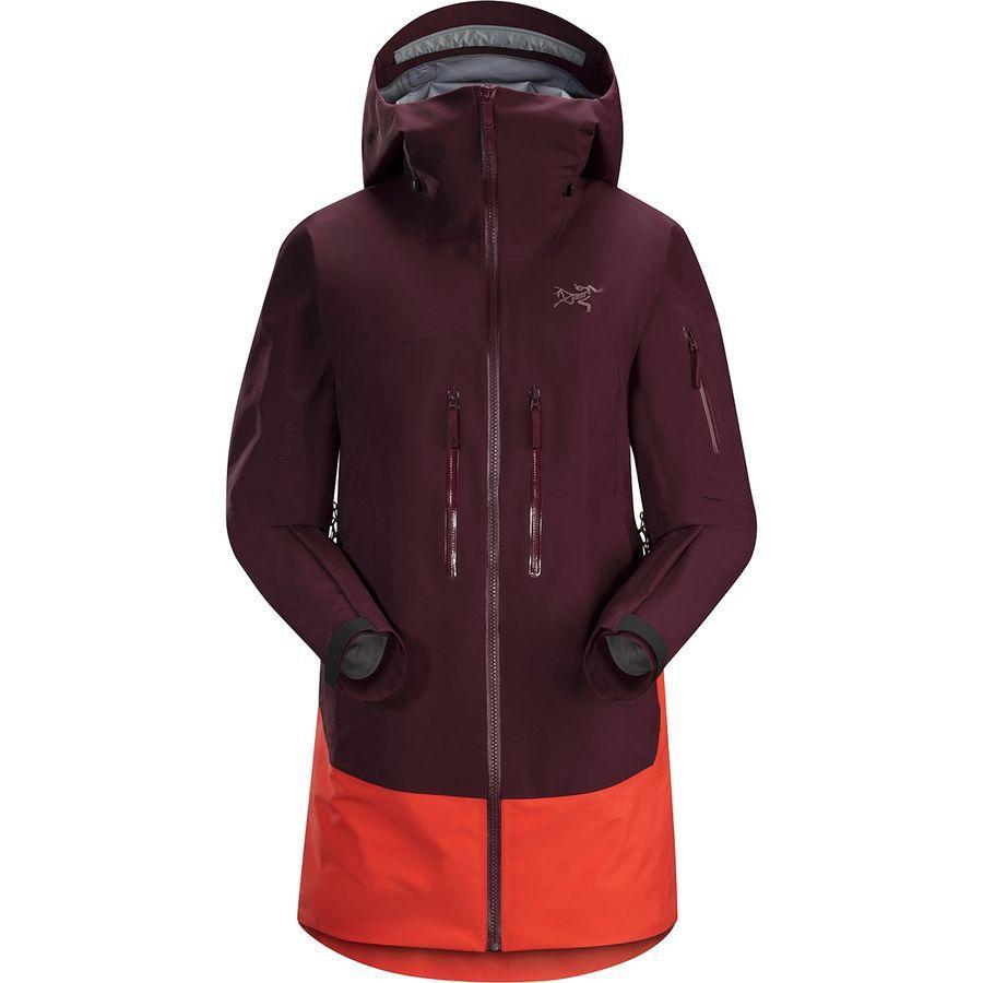 (取寄)アークテリクス レディース センティンル LT ジャケット Arc'teryx Women Sentinel LT Jacket Crimson Aura