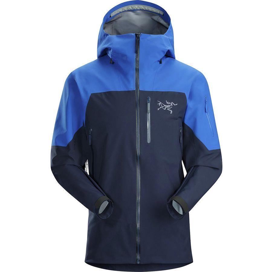 (取寄)アークテリクス メンズ セイバー LT ジャケット Arc'teryx Men's Sabre LT Jacket Blue Northern