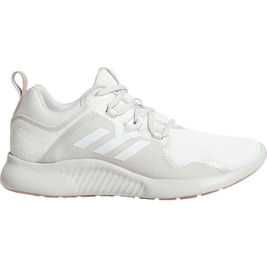 (取寄)アディダス レディース エッジバウンス ランニングシューズ Adidas Women Edgebounce Running Shoe Footwear White/Grey One F17/Ash Pearl S18