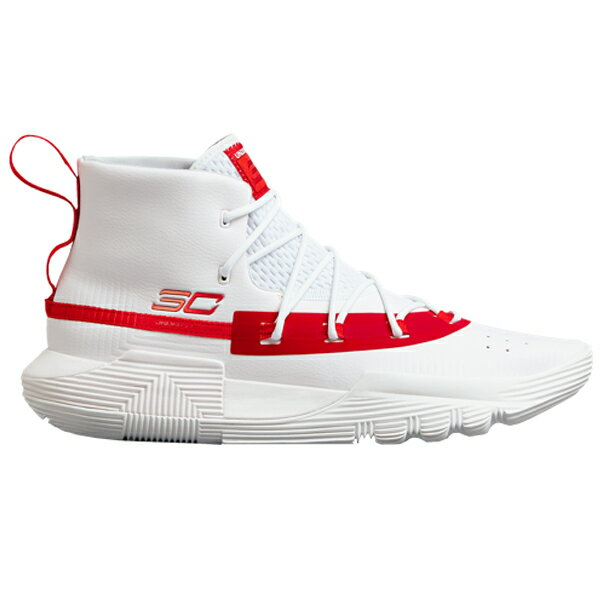 7f2a32f3f1dc (order) under Armour men SC three zero 2 Stephane curry Underarmour Men s SC  3Zero II Stephen Curry White Red