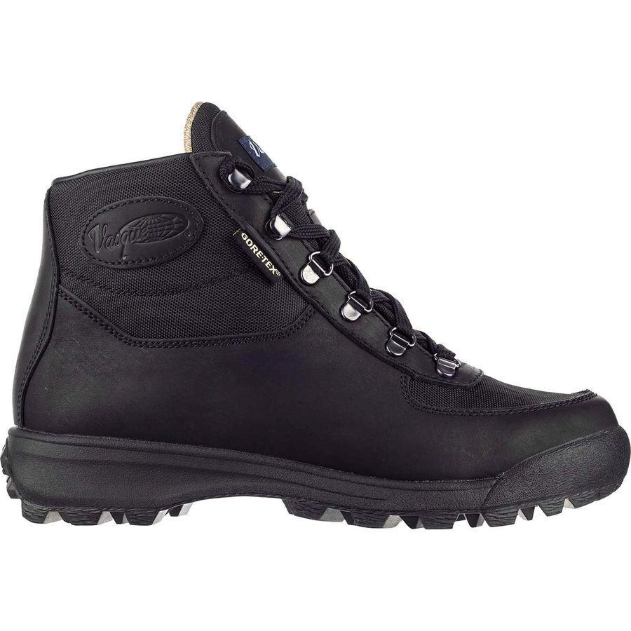 【マラソン ポイント10倍】(取寄)バスク メンズ スカイウォーク Gtx ハイキング ブーツ Vasque Men's Skywalk GTX Hiking Boot Jet Black