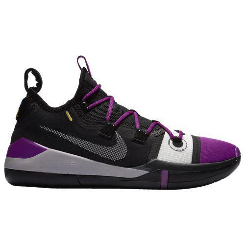 (取寄)ナイキ メンズ コービー AD コービー ブライアント Nike Men's Kobe AD Kobe Bryant Black Atmosphere Grey Vivid Purple