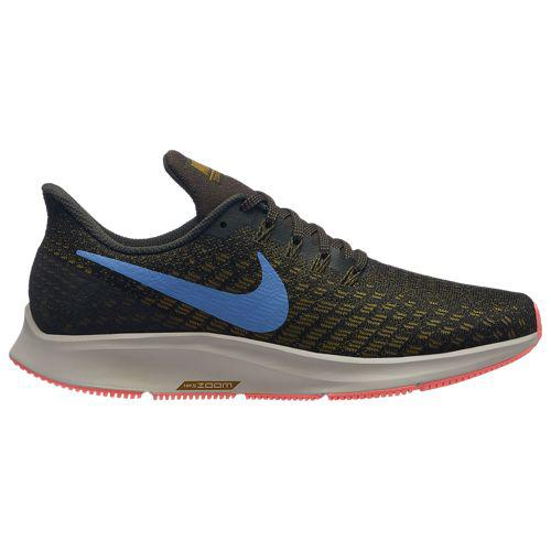 (取寄)ナイキ レディース エア ズーム ペガサス 35 Nike Women's Air Zoom Pegasus 35 Sequoia Royal Pulse Olive Flak Lt Bone Lava Glow