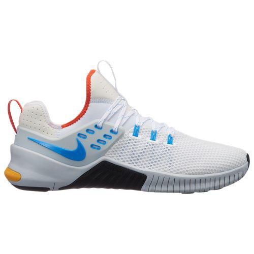 (取寄)ナイキ メンズ フリー 10 メトコン Nike Men's Free x Metcon Pure Platinum Blue Hero White Team Orange