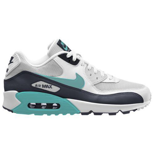 (取寄)ナイキ メンズ エア マックス 90 Nike Men's Air Max 90 White Aurora Green Aurora Green Obsidian