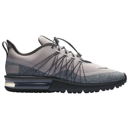(取寄)ナイキ レディース エア マックス シークエント 4 ユーテリティ Nike Women's Air Max Sequent 4 Utility Atmosphere Grey Mtlc Dk Grey Mtlc Silver
