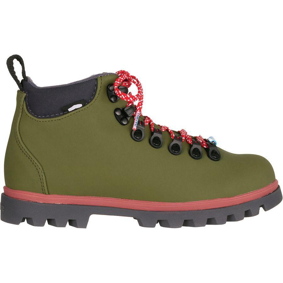 (取寄)ネイティブ レディース フィッツシモンズ トレックライト ブーツ シューズ Native Women Fitzsimmons TrekLite Boot Shoes Utili Green/Spice Red/Onyx Black