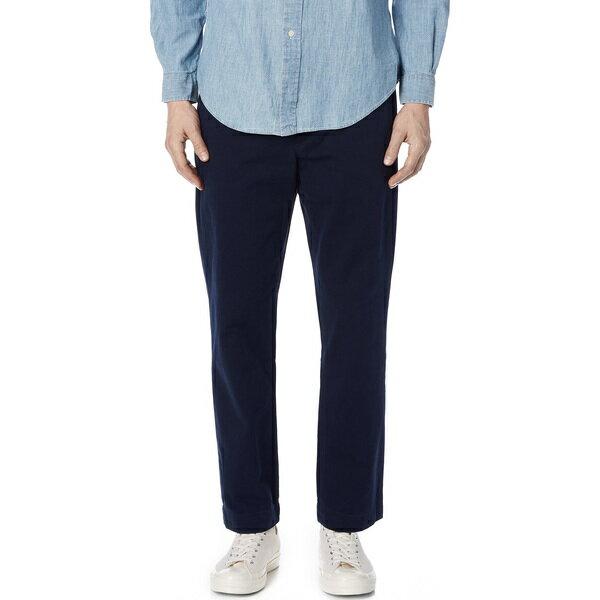 【エントリーでポイント10倍】(取寄)ポロ ラルフローレン クラシック フィット チノ パンツ Polo Ralph Lauren Classic Fit Chino Pants Navy