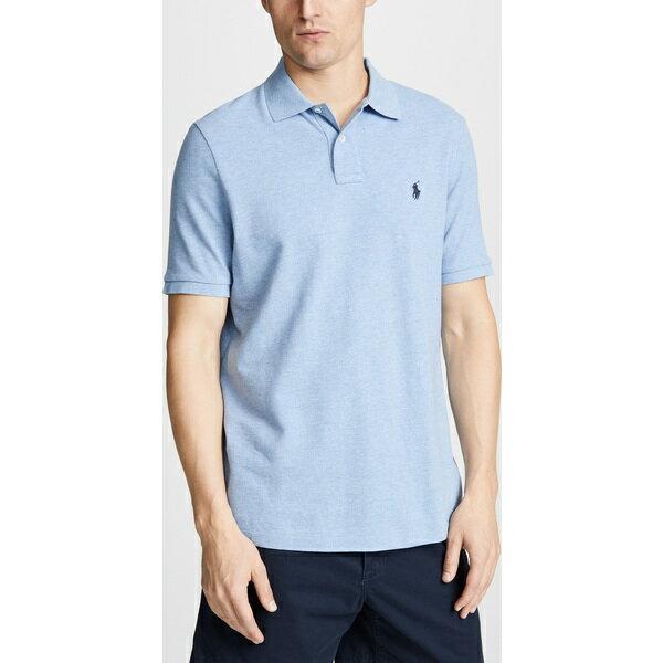 (取寄)ポロ ラルフローレン ニュー クラシック フィット ポロ シャツ Polo Ralph Lauren New Classic Fit Polo Shirt JamaicaHeather