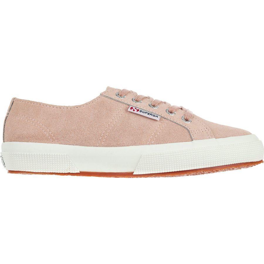 (取寄)スペルガ レディース 2750 Cotu シューズ Superga Women 2750 Suede Cotu Shoe Pink