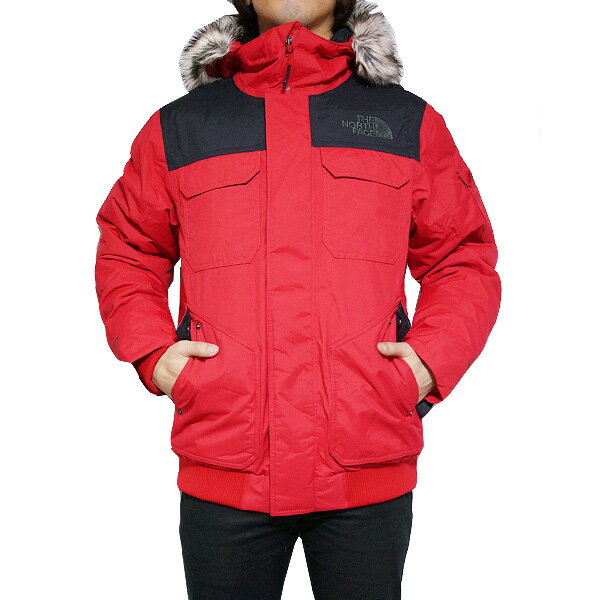 2e32b86dc64f ノースフェイスメンズゴッサムダウンジャケットフーデッド 3 red The North Face Men s Gotham Hooded III  Down Jacket Tnf Red Tnf Black
