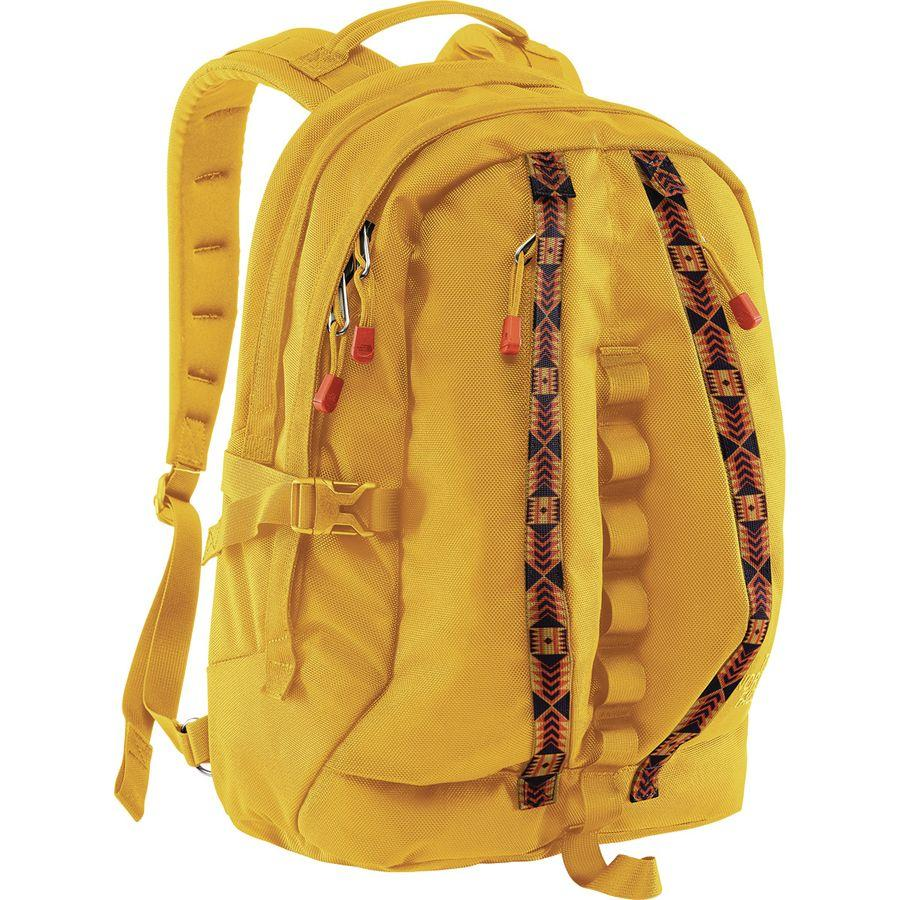 (取寄)ノースフェイス リネージュ パック 29L バックパック The North Face Men's Lineage Pack 29L Backpack Tnf Yellow/Tnf Yellow