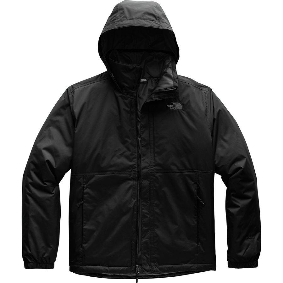 (取寄)ノースフェイス メンズ リゾルブ インサレーテッド ジャケット The North Face Men's Resolve Insulated Jacket Tnf Black