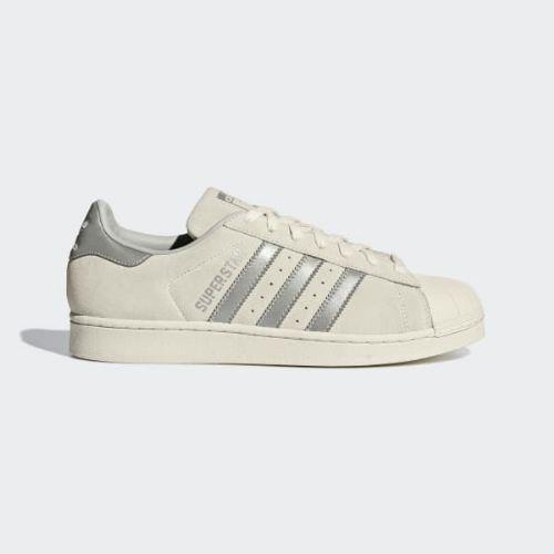 (取寄)アディダス オリジナルス メンズ スーパースター シューズ adidas originals Men's Superstar Shoes Off White / Black / Off White