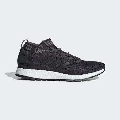 (取寄)アディダス オリジナルス メンズ アディダス X アンディフィーテッド ピュアブースト RBL シューズ adidas originals Men's adidas x UNDEFEATED Pureboost RBL Shoes Core Black / Core Black / Core Black