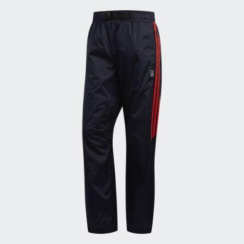 (取寄)アディダス オリジナルス メンズ スロープトロッター パンツ adidas originals Men's Slopetrotter Pants Legend Ink / Hi-Res Red