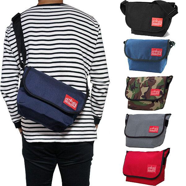 マンハッタンポーテージ 1605JR ショルダーバッグ ナイロン メッセンジャーバッグ Manhattan Portage Nylon Messenger Bag