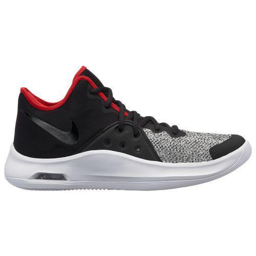 (取寄)ナイキ メンズ エア バーシタイル 3 Nike Men's Air Versitile 3 Black White University Red