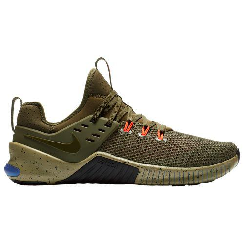 (取寄)ナイキ メンズ フリー 10 メトコン Nike Men's Free x Metcon Olive Canvas Neutral Olive Total Crimson