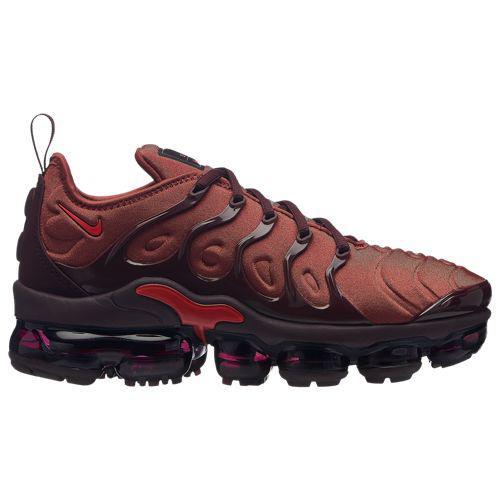 (取寄)ナイキ レディース エア ヴェイパーマックス プラス Nike Women's Air Vapormax Plus Burnt Orange Habanero Red Burgundy Crush