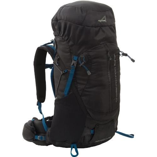 (取寄)アルプスマウンテニアリング ワサッチ 55L バックパック ALPS Mountaineering Wasatch 55L Backpack Black
