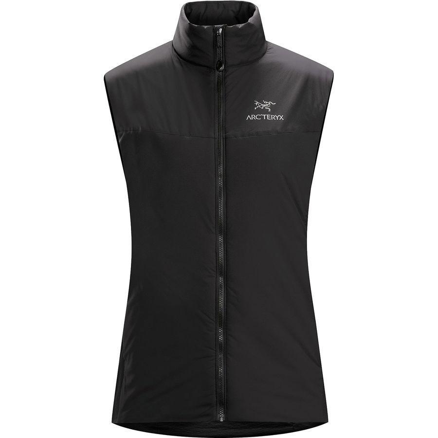 【クーポンで最大2000円OFF】(取寄)アークテリクス レディース アトム LT ベスト Arc'teryx Women Atom LT Vest Black