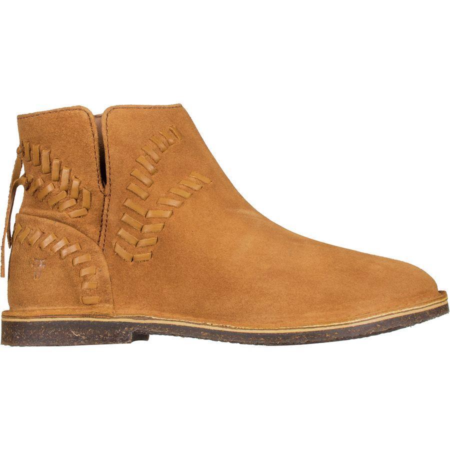 (取寄)フライ レディース シエラ ウィップスティッチ ブーティー ブーツ Frye Women Sierra Whipstitch ie Boot Sunrise
