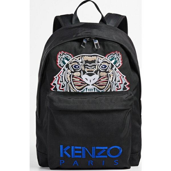 a88e08a5941 KENZO Kenzo rucksack large tiger backpack black KENZO Rucksack Black