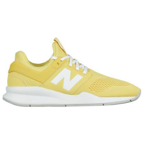 (取寄)ニューバランス レディース 247 New Balance Women's 247 Lemonade White