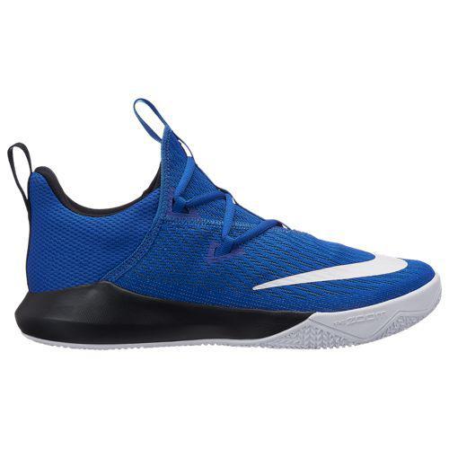 (取寄)ナイキ メンズ バッシュ ズーム シフト 2 バスケットボールシューズ Nike Men's Zoom Shift 2 Game Royal White Black